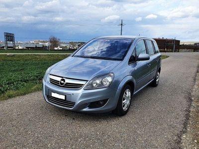 gebraucht Opel Zafira 1.8i 16V Enjoy Easytronic