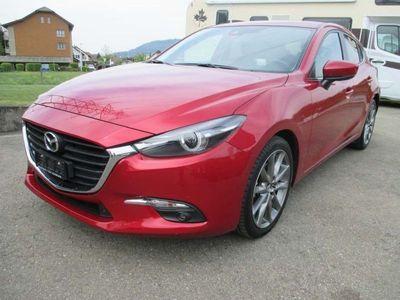 gebraucht Mazda 3 2.0 120 Ambition Plus