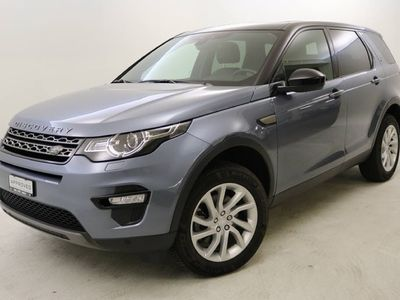 gebraucht Land Rover Discovery Sport 2.0 TD4 Advantage