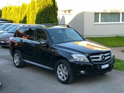 gebraucht Mercedes GLK220 CDI BlueEfficiency 4Matic 7G-Tronic