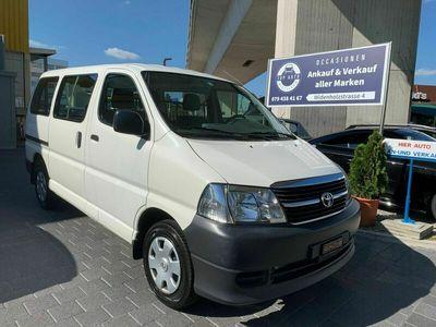 gebraucht Toyota HiAce D-4D Kombi SWB