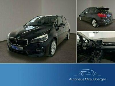gebraucht BMW 216 Active Tourer d Navi AHK Rfk LED LM NP:45.000€