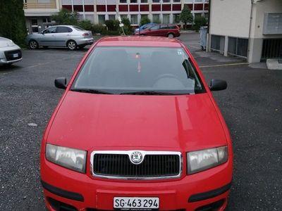 gebraucht Skoda Fabia Auto ist Fahrbereit, klima, 8 fach