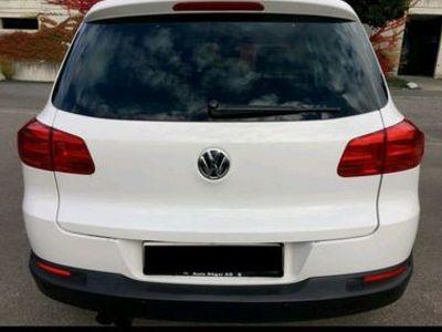 gebraucht VW Tiguan diesel