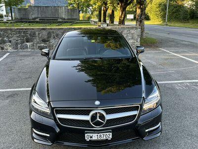 gebraucht Mercedes CLS350 CLS Mercedes BenzCDI 4Matic 7G-Tronic AMG SPORT PAKET