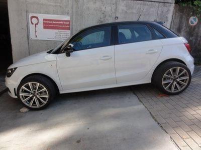 gebraucht Audi A1 Sportback 1.2 TFSI *S-Line*