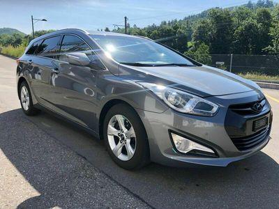 gebraucht Hyundai i40 Wagon 1.7 CRDI Premium Automatic
