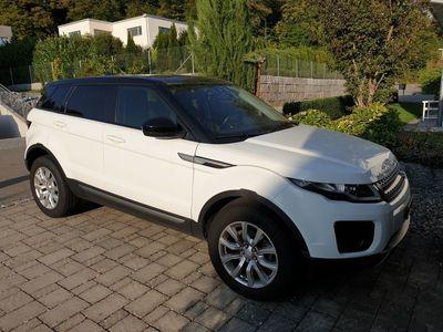 gebraucht Land Rover Range Rover evoque 2.0 eD4 Pure 2WD