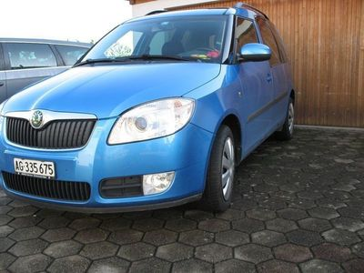 gebraucht Skoda Roomster 1.6 Magic
