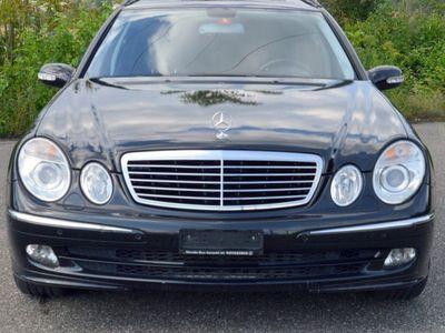gebraucht Mercedes E220 E-KlasseCDI Avantgarde (Kombi)