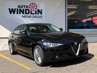 gebraucht Alfa Romeo Giulia 2.2 JTDM Busin. Q4