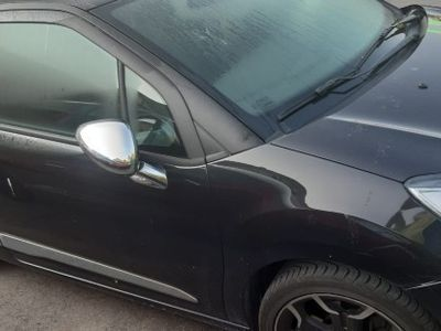 gebraucht DS Automobiles DS3 1.6 THP Black & Silver