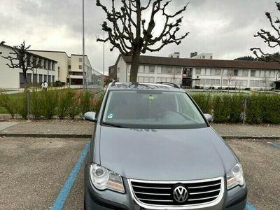 gebraucht VW Touran 1.9 TDI Conceptline DSG