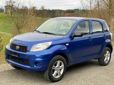 gebraucht Daihatsu Terios 1.5 16V 4WD Automatic