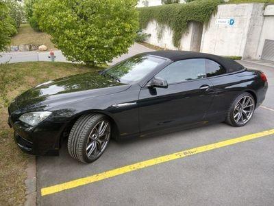 gebraucht BMW 650 Cabriolet 650i