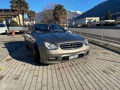 gebraucht Mercedes SLK230 SLK Mercedes