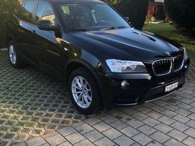 gebraucht BMW X3 20d