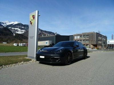 gebraucht Porsche Panamera 4S E-Hybrid Sport Turismo PDK