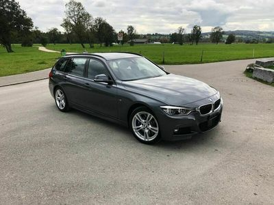 gebraucht BMW 330  d xDrive Touring M Sport Line Steptronic