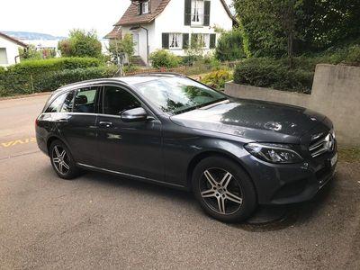 gebraucht Mercedes C220 C-Klassed Avantgarde Kombi