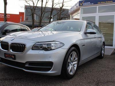 gebraucht BMW 520 D TOURING STEPTRONIC - EURO 6