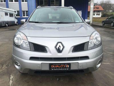 gebraucht Renault Koleos 2.5 Dynamique Elégance 4x4