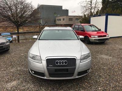 gebraucht Audi A6 Avant 4.2 V8 FSI quattro tiptronic