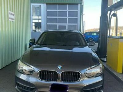 gebraucht BMW 120 1er d xdrive Ab Mfk 2015 jahrgang
