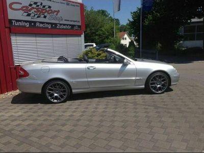 gebraucht Mercedes CLK200 CLK Mercedes CLK200 Cabrio CLK MercedesCabrio