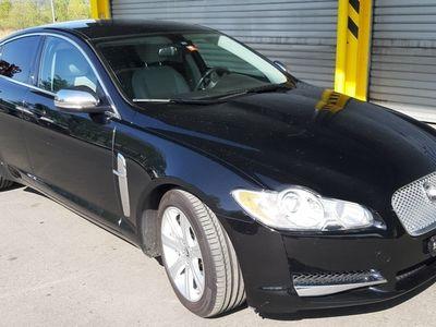 gebraucht Jaguar XF 3.0 V6 D Luxury