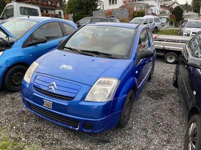 gebraucht Citroën C2 C2- 2005 - 207´000km