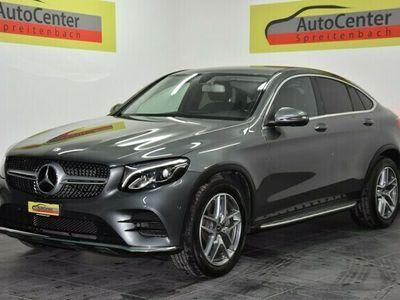 gebraucht Mercedes E250  GLC Coupé d AMG Line 4Matic 9G-Tronic