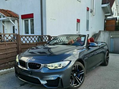 gebraucht BMW M4 Cabriolet 4er M4 Cabrio / 99000km / 2015 4er/ 99000km / 2015
