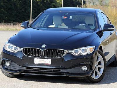 gebraucht BMW 420 Gran Coupé 4er d Steptronic