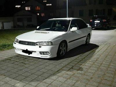 gebraucht Subaru Legacy GT