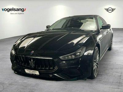 gebraucht Maserati Ghibli S Q4 3.0 V6 GranSport Automatica