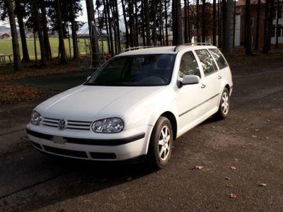 gebraucht VW Golf IV Variant 1.9 TDI 90 4motion