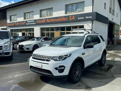 gebraucht Land Rover Discovery Sport 2.0 TD4 Advantage AT9