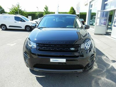 gebraucht Land Rover Discovery Sport 2.0 Si4 Pure AT9