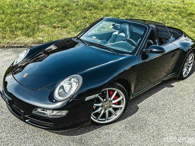 gebraucht Porsche 911 Carrera 4S Cabriolet Cabrio