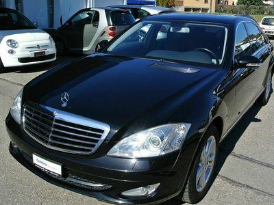 gebraucht Mercedes S320 CDI L 7G-Tronic