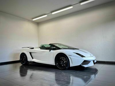 gebraucht Lamborghini Gallardo LP570-4 Spyder Performante E-Gear