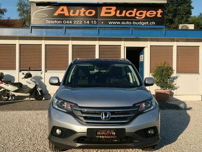 gebraucht Honda CR-V 2.2 i-DTEC Executive 4WD Automatic