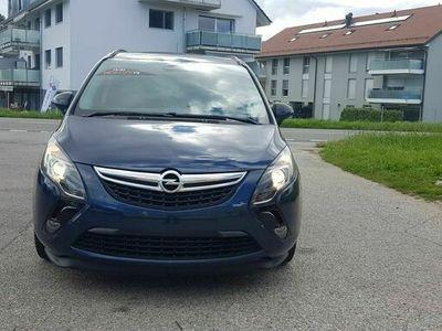 gebraucht Opel Zafira Tourer  1.4i 16V Turbo Automatic