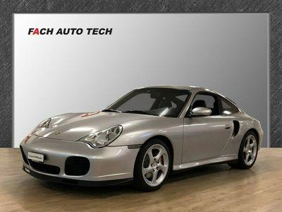 gebraucht Porsche 911 (996) Coupé 3.6 Turbo