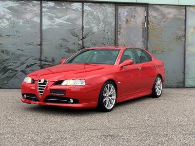 gebraucht Alfa Romeo 166 3.2 V6 24V TI