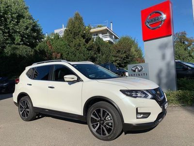 gebraucht Nissan X-Trail 1.7 dCi tekna Xtronic CVT ALL-MODE 4x4