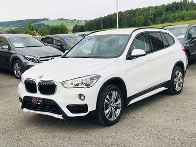gebraucht BMW X1 xDrive 20i Sport Line Steptronic