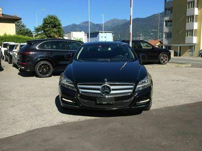gebraucht Mercedes CLS350 BlueTEC Executive 4Matic 7G-Tronic