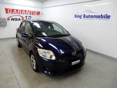 gebraucht Toyota Auris 2.0 D-4D Linea Luna